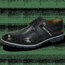 Derby schoenen Eddy 25R Crock Marine Strap  Crock Marine Strap