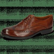 Derby schoenen Amelie 3 Pisa Wood Lining Nappa