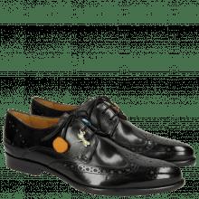 Derby schoenen Keira 2 Black HRS
