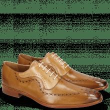 Oxford schoenen Oskar 35 Sand Nude Lining Rich Tan Flex