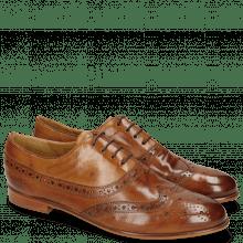 Oxford schoenen Selina 8 Tan