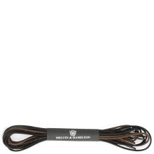 Veters Schoenveter set Kalle Black Brown