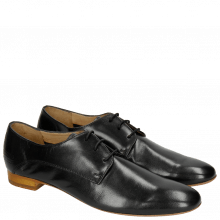 Derby schoenen Claire 4 Salerno Black