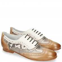 Oxford schoenen Sonia 1 Vegas Make Up Talca Pewter