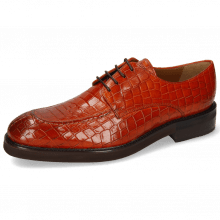 Derby schoenen Parker 1 Crock Orange Genevra