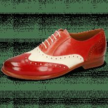 Oxford schoenen Selina 24 Vegas Rio Red White Earthly Fiesta