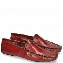 Loafers Home Donna Fiesta Split Black