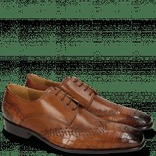 Derby schoenen Clark 1 Crock Wood