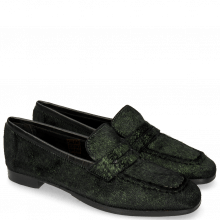 Loafers Liv 1 Hair On Breeze Verde