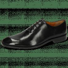 Oxford schoenen Gaston 1 Black Lining