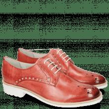 Derby schoenen Amelie 7 Vegas Red