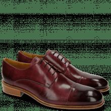 Derby schoenen Patrick 6 Viola