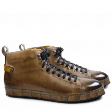 Sneakers Harvey 1 Morning Grey Back Cedro Step Navy