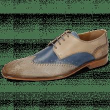Derby schoenen Clark 1 Venice Python Digital Wind