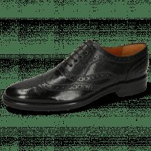 Oxford schoenen Clint 23 Monza Black Lining