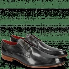 Derby schoenen Toni 1 Glicine Lining Red