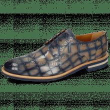 Derby schoenen Henry 35 Turtle Oxygen Shade Navy