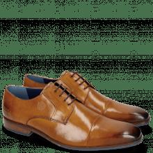 Derby schoenen Rico 9 Rio Tan