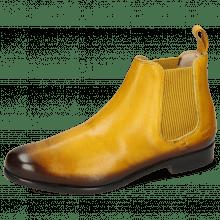 Enkellaarzen Selina 48 Imola Indy Yellow Mustard