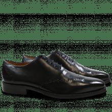 Oxford schoenen Nicolas 1 Crust Black HRS