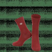 Sokken Charlie 2 Crew Socks Ruby