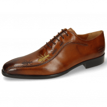 Oxford schoenen Lewis 31 Wood Lasercut Ant Gold