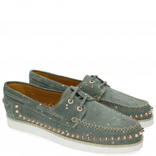 Loafers Ally 1 Oxygen Rivets Rose