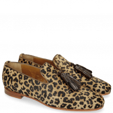 Loafers Scarlett 20  Hairon Leo Beige