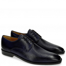 Derby schoenen Alex 1 Venice Haina Venice Navy