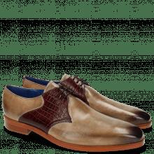Derby schoenen Lewis 29 Rocco Oxygen Burgundy LS