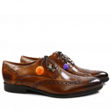 Derby schoenen Keira 2 Wood HRS