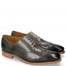 Oxford schoenen Kylian 1 Grigio London Fog