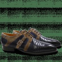Derby schoenen Ricky 2 Skink Navy Smoke LS