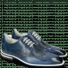 Derby schoenen Dave 2 Tough Vegas Nappa Navy Glove Perfo