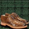 Derby schoenen Brad 7 Woven Nougat