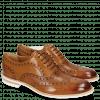 Oxford schoenen Clint 23 Pavia Tan Insole Flex