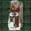Riemen Larry 2 Stone Suede Pattini Navy Crock Wood Sword Buckle