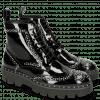 Enkellaarzen Sally 120 Patent Black Rivets