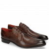 Derby schoenen Toni 1 Dice Wood Modica Red