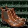 Enkellaarzen Hugo 2 Crock Wood Varadeo Cognac
