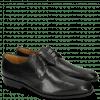 Derby schoenen Xander 1 Rio Perfo Black
