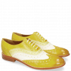 Oxford schoenen Amelie 10 Vegas Yellow White Cedro Sun