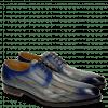 Derby schoenen Kylian 4 Clear Water Lines Electric Blue