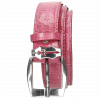 Riemen Larry 1 Crock Fuxia Sword Buckle