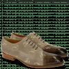 Oxford schoenen Ricky 9 Crock Suede Smoke Gold