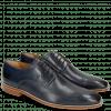 Derby schoenen Alex 1 Venice Perfo Navy