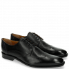 Derby schoenen Xabi 1 Berlin Haina Black Strap Navy