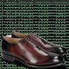 Oxford schoenen Lionel 2 Burgundy Lines London Fog