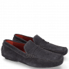Loafers Driver 4 Suede Pattini Oriental