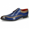 Derby schoenen Toni 36 Digital Electric Blue